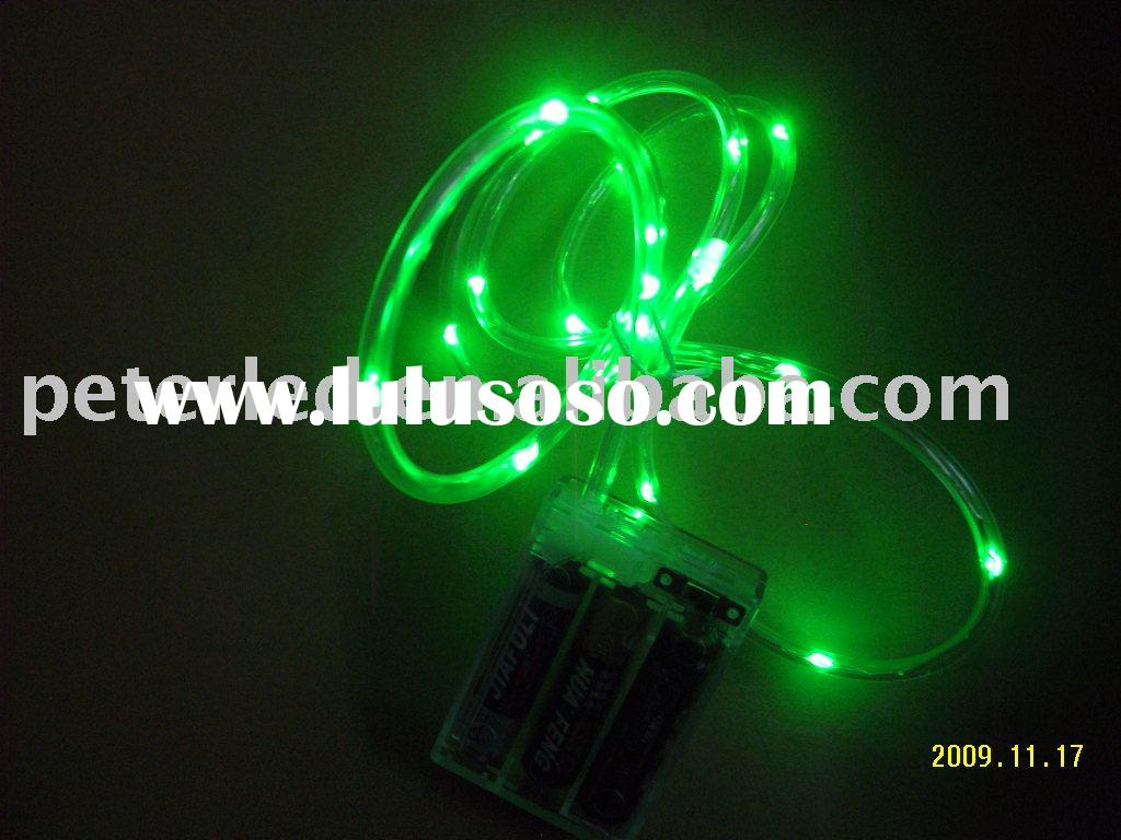 led battery mini strip lights