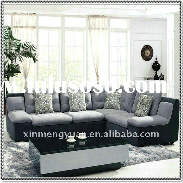 living room furniture cheap corner sofa A51#