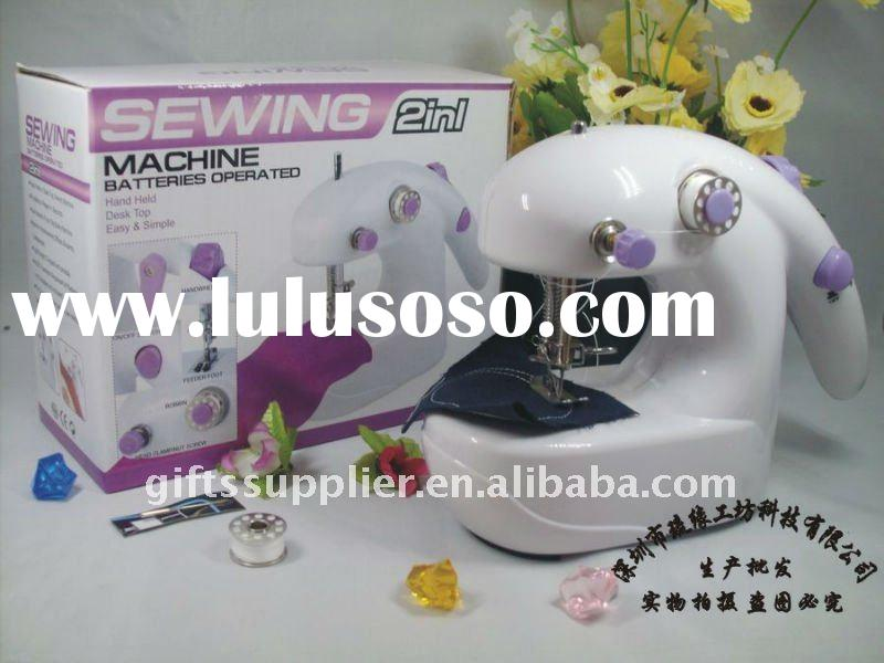 mini batteries sewing machine mini hand sewing machine manual mini sewing machine