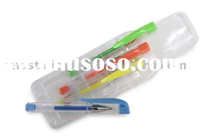 mini gel ink pen set