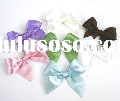 mini ribbon bow, gift packaging, wedding accessories