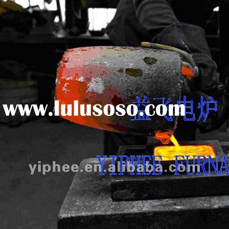 miniature gold/silver used induction furnace