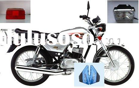 motorcycle body parts for suzuki AX100,motorcycle fairings parts,motorcycle lamp,motor light
