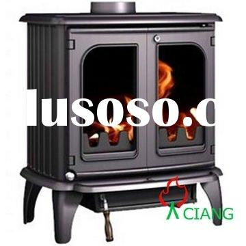multi-fuel fireplace indoor wood boiler stove