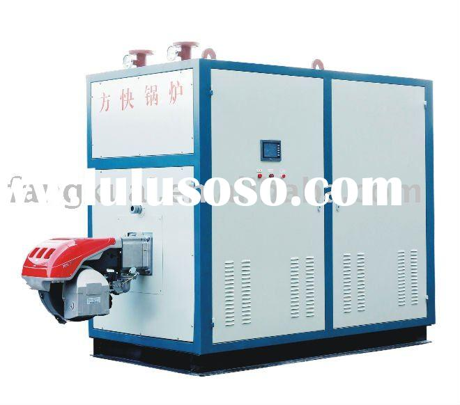natural gas/Diesel fired hot water boiler for hotel