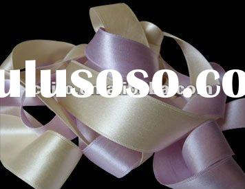 natural silk satin ribbon