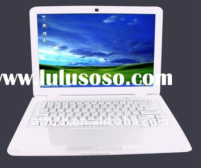 notebook Cheap price 13.3 inch laptop,laptop computer,laptop notebook with N455 1.66Ghz processor,2G