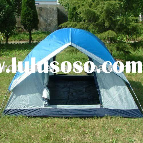 outdoor canvas camping tents