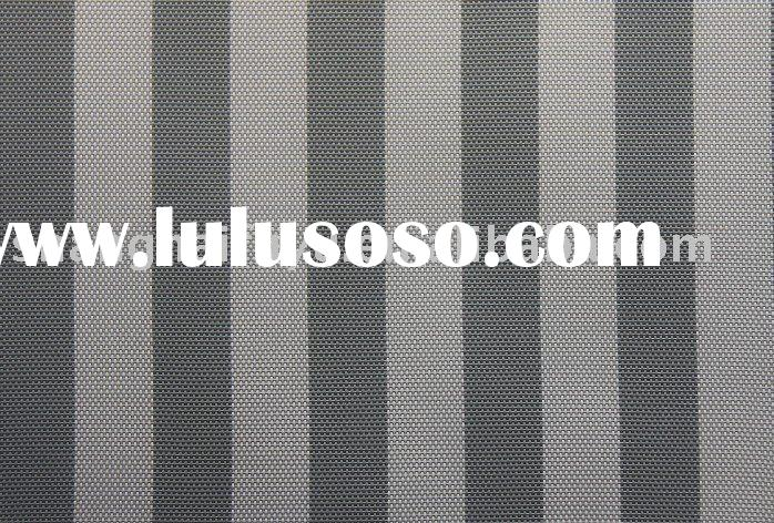 outdoor furniture fabric- vinyl coated mesh