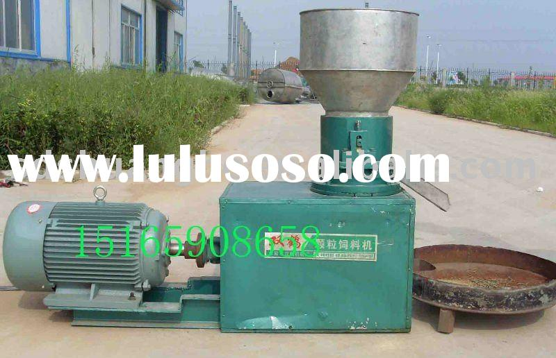 pellet machine with CE Certificate