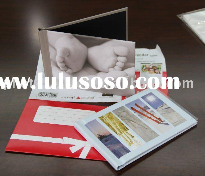 photo album book self-adhesive sheets