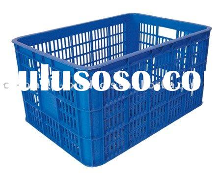 plastic vegetable Storage crate