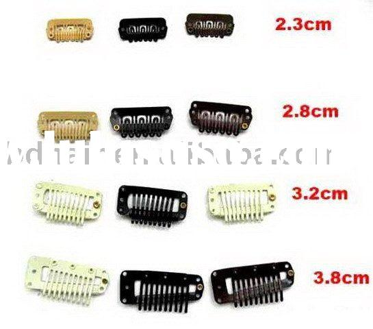 popualr hair clips, wholesale wigs clips