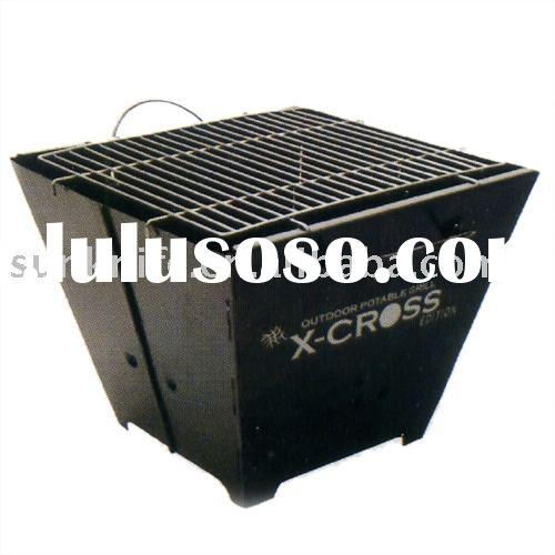 portable charcoal grill,charcoal barbecue,bbq oven XT-BQ34