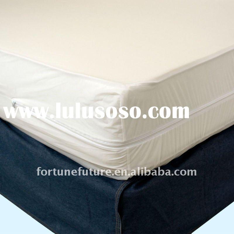 pvc mattress cover with zipper