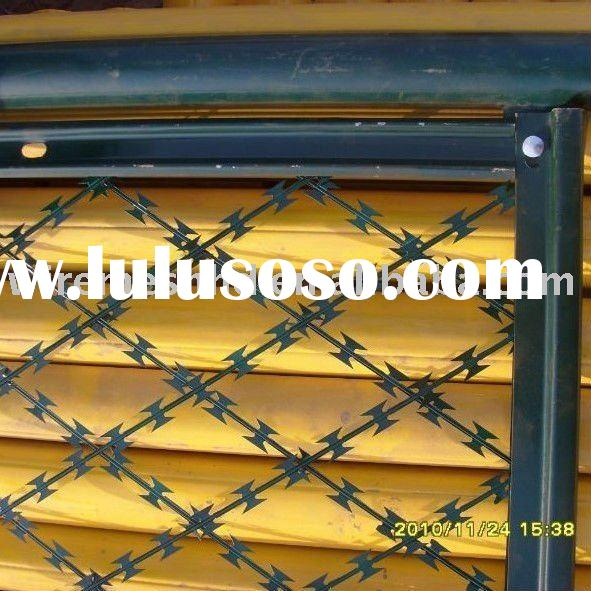 razor barbed wire fence factory
