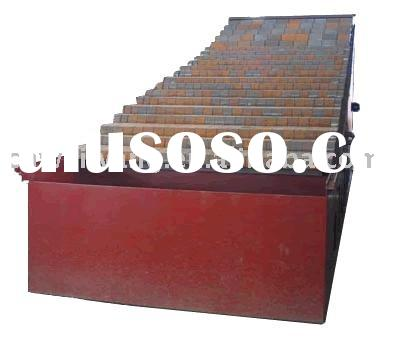reciprocating grate assembly, wood fired furnace, boiler parts, stepped grate
