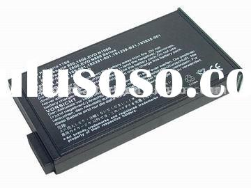replacement laptop battery for Compaq 1700 (laptop battery, notebook battery)