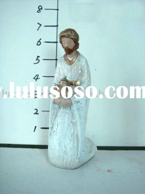 resin religious statues