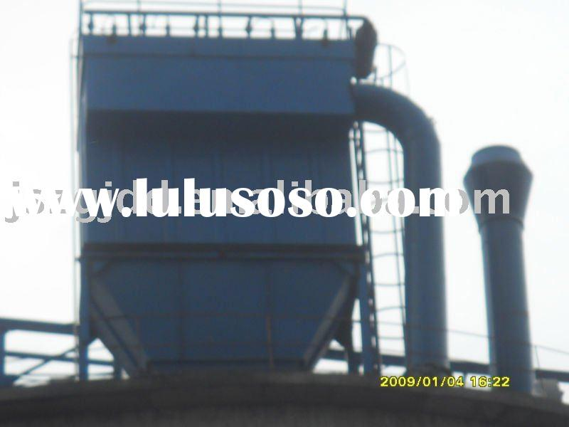 reverse pulse bag dust collector