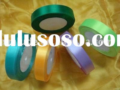 satin ribbon,polyester ribbon, nylon ribbon, grosgrain ribbon, double-face satin ribbon, single-face