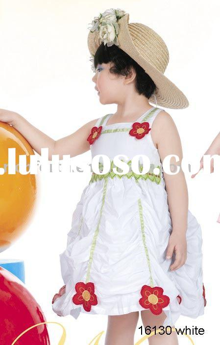 sell Beautiful girl dress,children clothing,kids wear,kids dress,fashion clothes,children