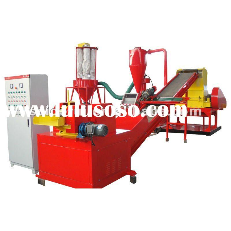 separate copper and cable Scrap Cable Crusher