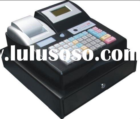 how to put paper roll in cash register