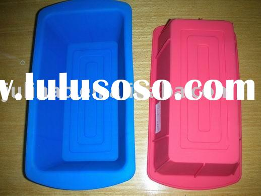 silicone bread baking pan