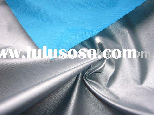 silver coated umbrella fabric (SPF15)