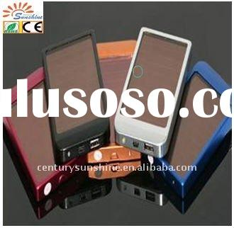 solar charger mobile phone in hot sale