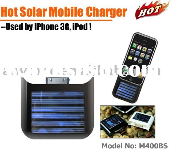 solar power charger for iphone 3GS