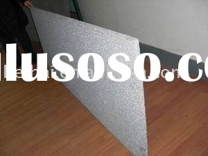 sound insulation material--aluminum foam panel