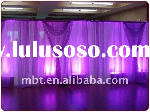 special event pipe and drape