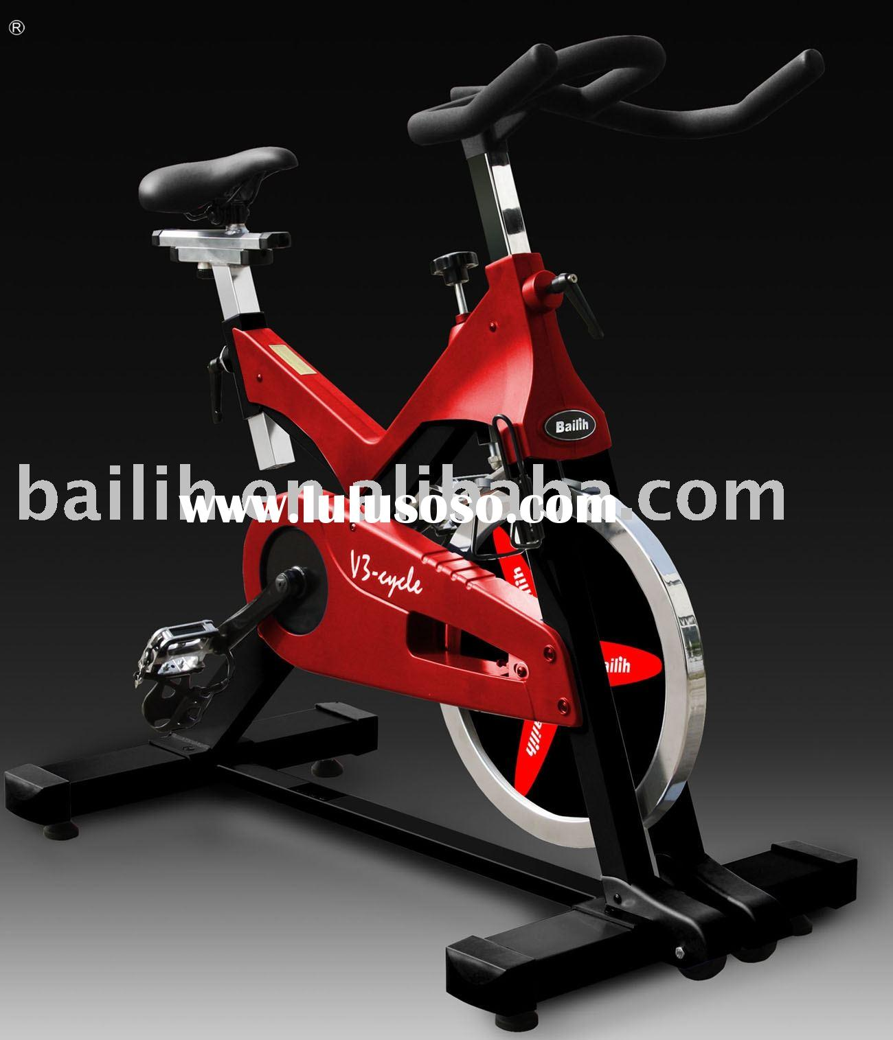 sports equipment/exercise bike/bicycle/fitness equipment/gym bike/gym equipment/commercial bike/gym