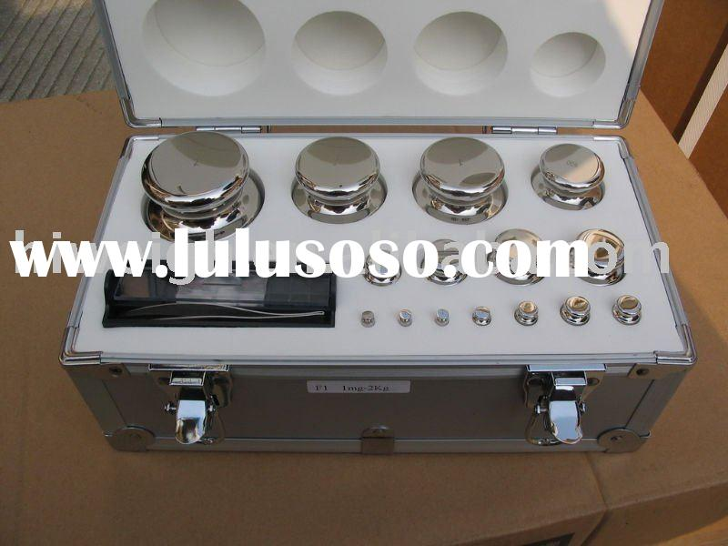 stainless steel weight calibration weight test weight