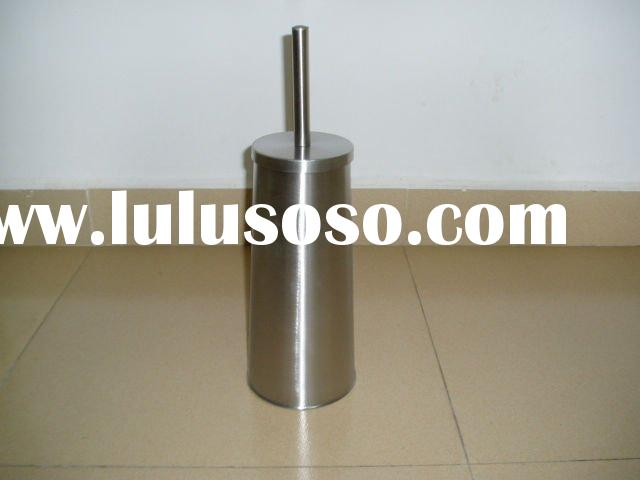 tower shaper stainless steel toilet brush holder