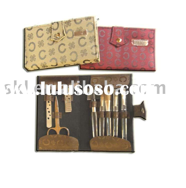 travel business manicure set/nail care