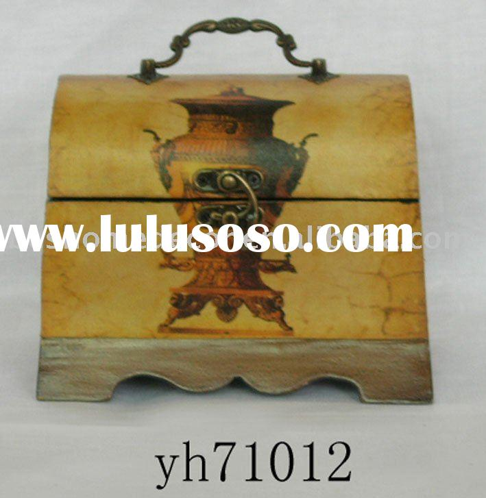 trinket boxes, decorative jewelry boxes, wood trinket box