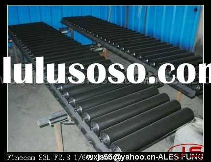 trough idler roller of belt conveyor,heavy duty drum,heavy load idler,hevy duty roller