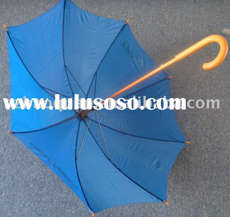 umbrellas, golf umbrellas,wooden umbrella