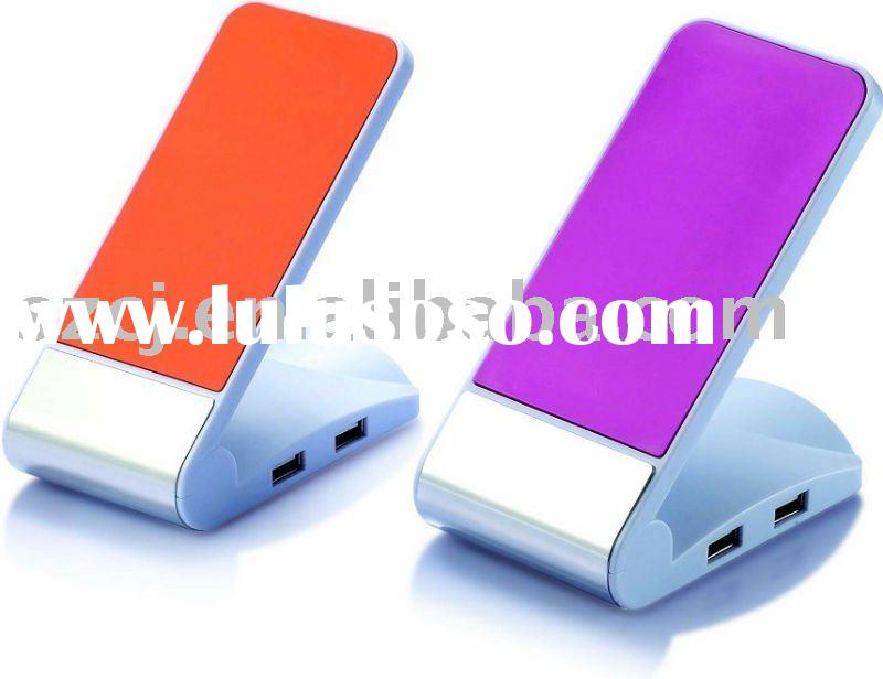 usb hub mobile phone holder charger