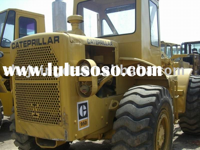 used Caterpillar 950 wheel loader(used loader,loaders,used construction machinery)
