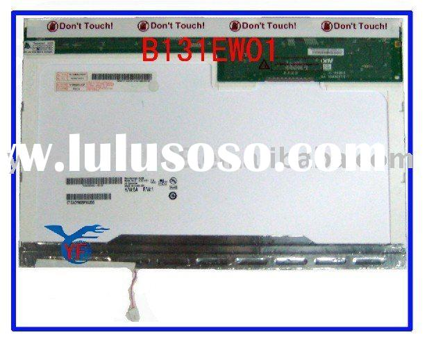 used laptop LCD Screen Panel for B133EW01 13.3 inch 3000 Y3000 (9449-22O) Versa S940 Versa L1100 lap