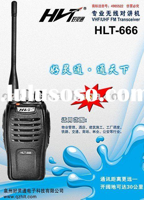 walkie talkies in long range <3-30km range,7W/2W power shift,voice scrambler>
