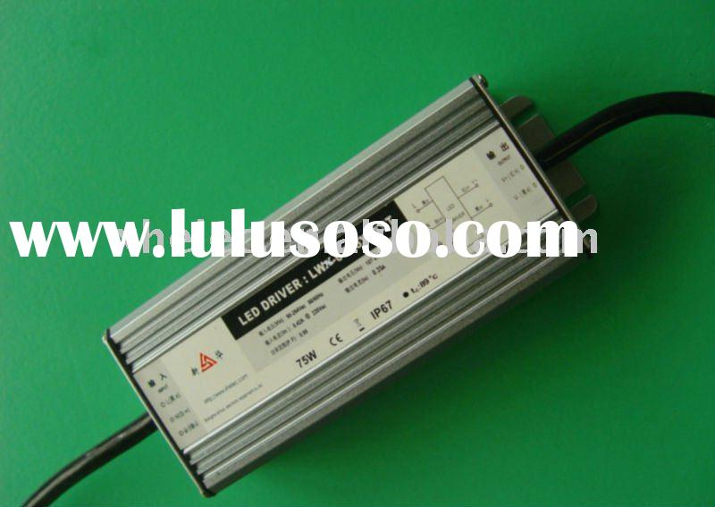 waterproof IP67 35W 50W 75W 100W 150w 200W dimmable led driver, constant current led driver, LED pow
