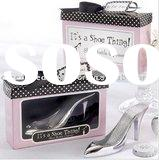 wedding favor--It's a Shoe Thing Shoe Bottle Opener