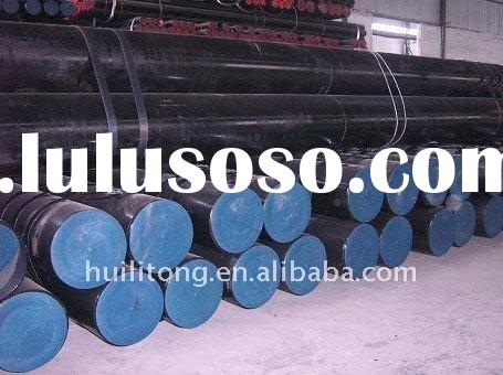 "welded 3""-24"" schedule 40 black steel pipe"