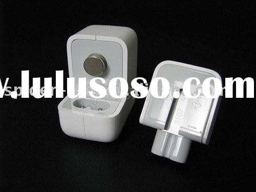 white Original 10W USB Power Adapter for ipad