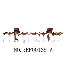 wooden curtain rod,curtain accessories